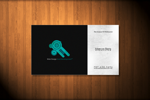 Product picture PSD Business Card by Flow Graphic